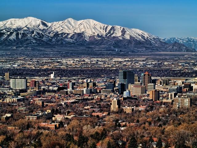 Salt Lake City Valley