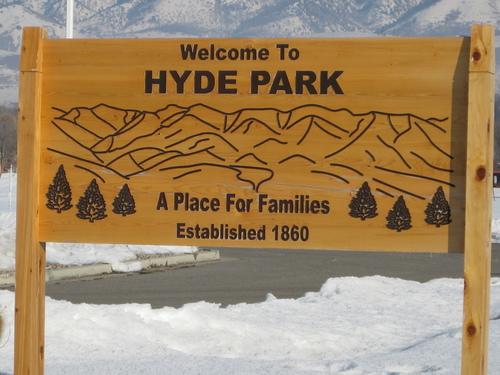 Hyde Park, Utah